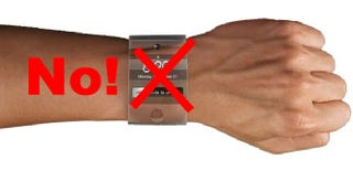 Illustration for article titled My Theory on the iWatch