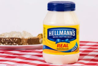 "Illustration for article titled Hellmann's Are a Bunch of Giant, Eggless ""Mayo""-Slinging Hypocrites"