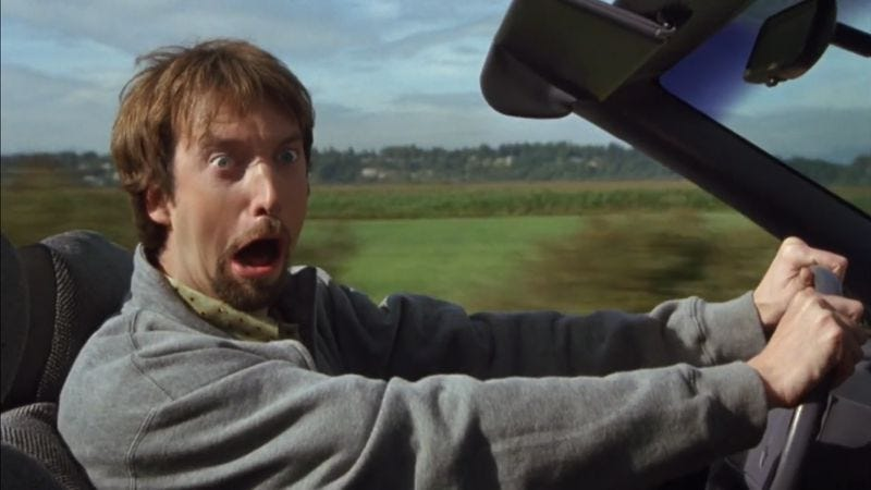 Illustration for article titled North Carolina man arrested for failing to return VHS copy of Freddy Got Fingered