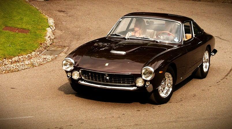 Steve Mcqueen S 2 3m Ferrari 250 Gt Lusso What Can Brown