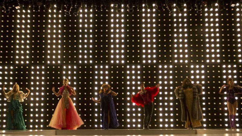 """Illustration for article titled Glee: """"Diva"""""""