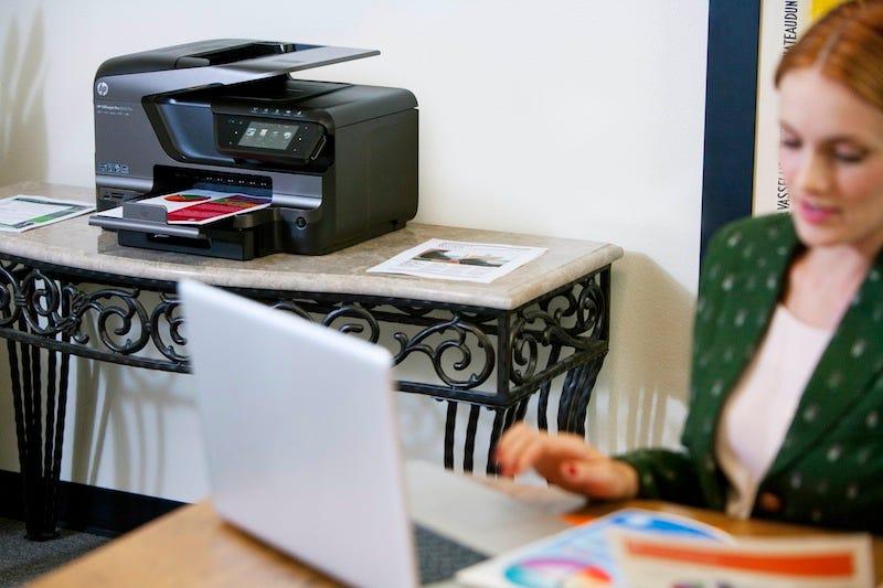 Illustration for article titled Adiós al desperdicio de tinta y la frustración con la HP Officejet Pro