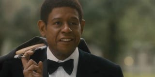 Forest Whitaker stars in Lee Daniels' The Butler (screenshot from movie trailer on YouTube)
