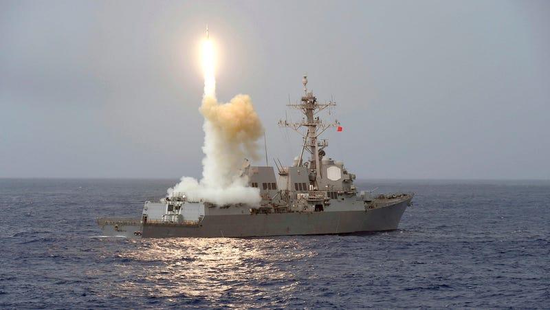 Foto: US Navy / AP Images.