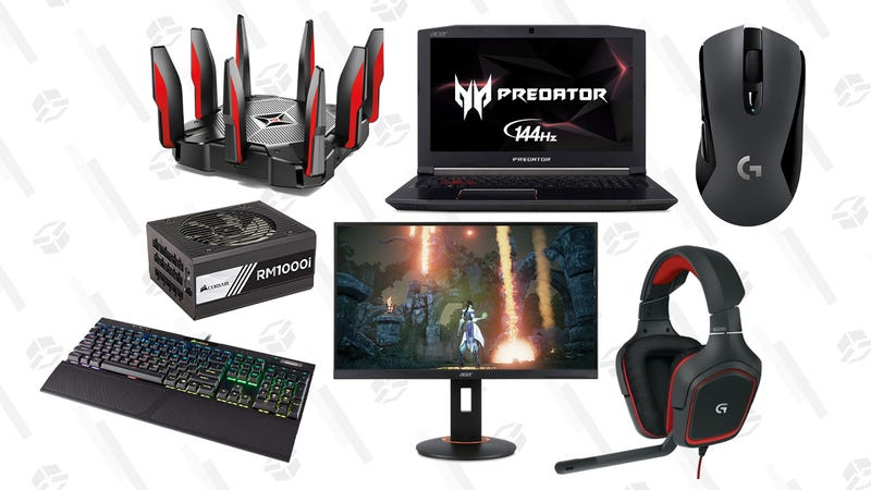 Laptops, Gaming Headsets, Mice, Keyboards Gold Box | Amazon