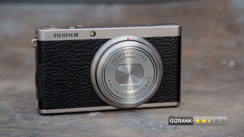 Illustration for article titled Fujifilm XF1 Review: Clever Design That Will Drive You Crazy