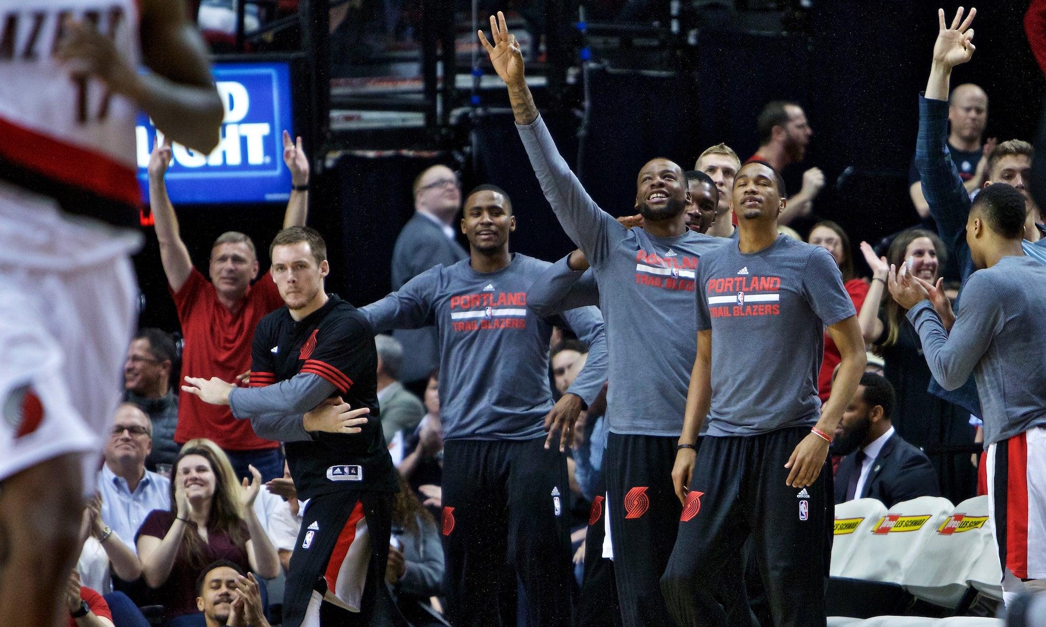 The Portland Trail Blazers Are The Feel Good Team Of The Season