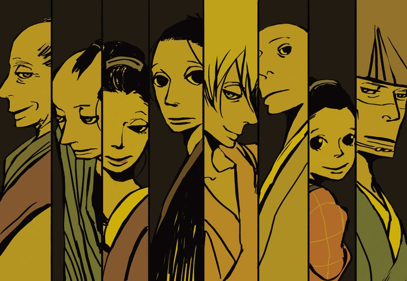 Illustration for article titled House of Five Leaves: The TAY Manga Review