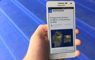 Illustration for article titled Samsung Galaxy A5, primeras impresiones: más de esto, por favor