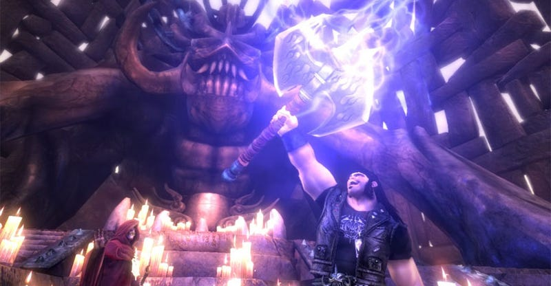 Illustration for article titled Activision Threatens EA, Double Fine With Brütal Legend Lawsuit