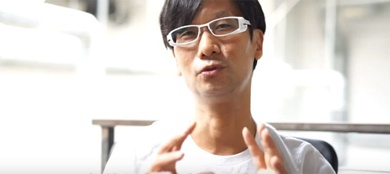 Illustration for article titled Konami Denies Hideo Kojima Has Left, Says He's 'On Vacation'