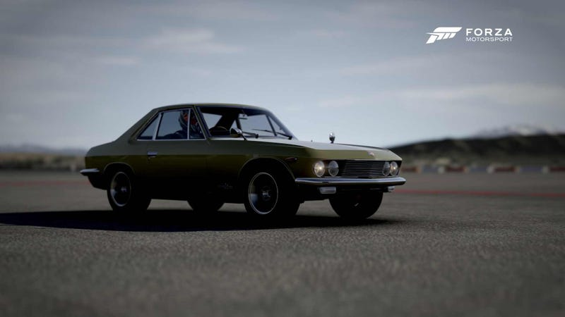 Illustration for article titled ...i found something in forza 6