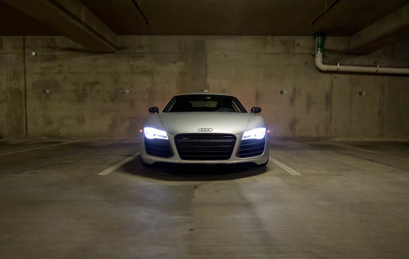 Saying Goodbye To The Audi R V Plus The Best Modern Halo Car - Audi car garage