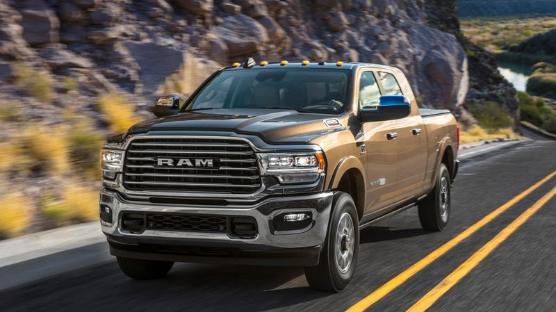 2020 Ram Power Wagon Cummins Engine, Interior, Release Date >> The 2019 Ram Heavy Duty Makes A Ridiculous 1 000 Lb Ft Of Torque