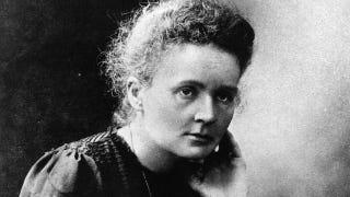 Illustration for article titled Marie Curie Is Getting a Biopic