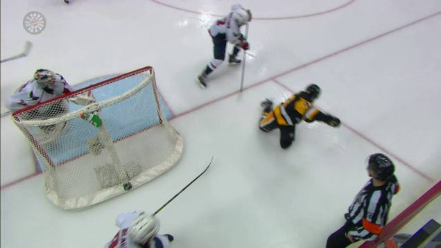 How The Hell Did Jay Beagle Make That Game-Saving Block?