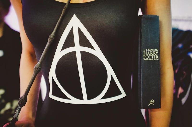 Illustration for article titled Harry Potter fashion line sexes up Hogwarts with lycra