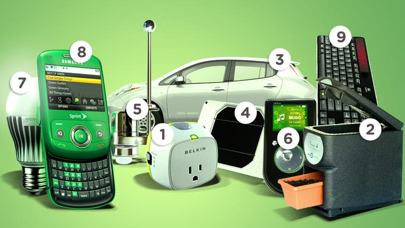Illustration for article titled 9 Tools to Help You Stay Green on Earth Day
