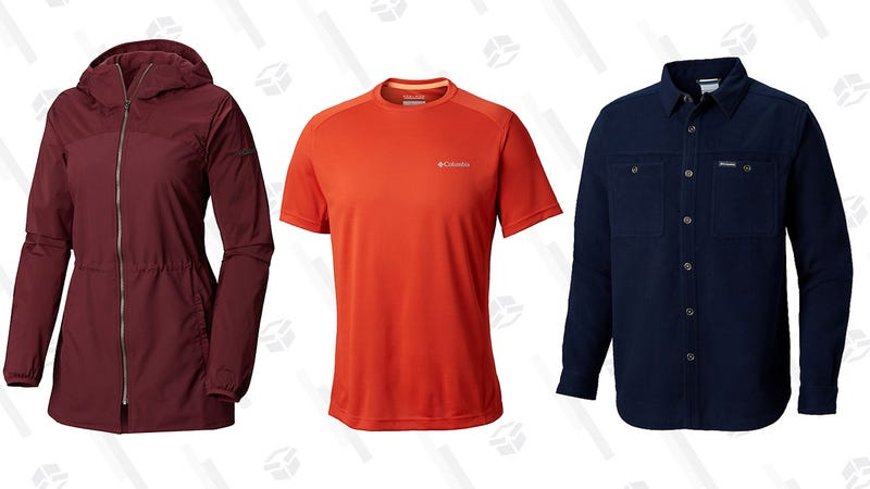 Up to 60% Off Select Columbia Sportswear Styles | Columbia | Promo code COLMAY19