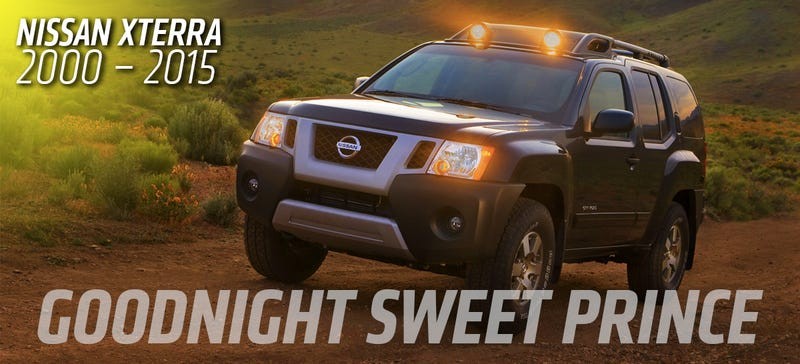 Confirmed 2015 Is The Last Year Of The Nissan Xterra