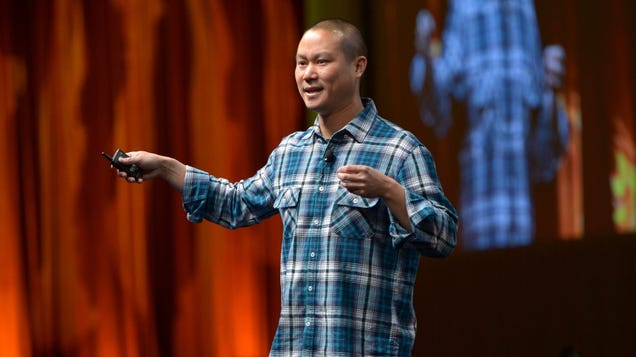 Tony Hsieh, Former Zappos CEO and Las Vegas Visionary, Dies After Being Injured in House Fire