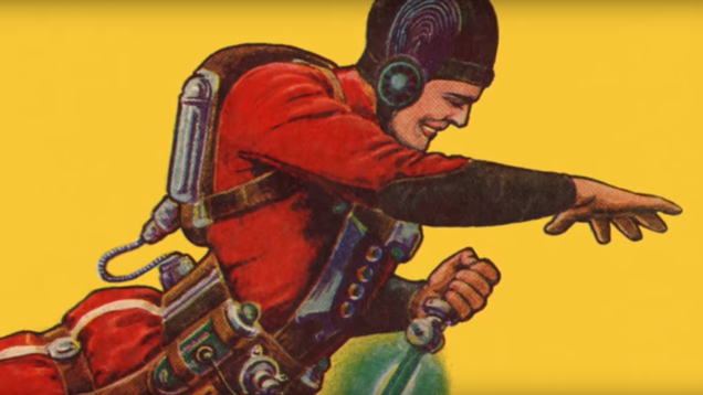 This Video Explores the Experimental History of Scifi Book Covers