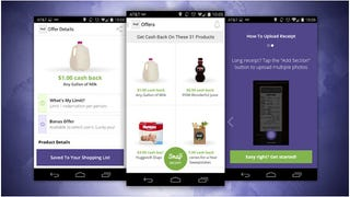 Snap by Groupon Gives You Cash Back for Groceries