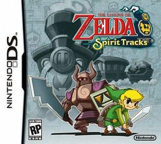 Illustration for article titled Frankenreview: The Legend Of Zelda: Spirit Tracks