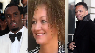 "Sean ""Diddy"" Combs; Rachel Dolezal; Jesse Jackson Jr.VALERY HACHE/AFP/GettyImages; YouTube screenshot; Win McNamee/Getty Images"