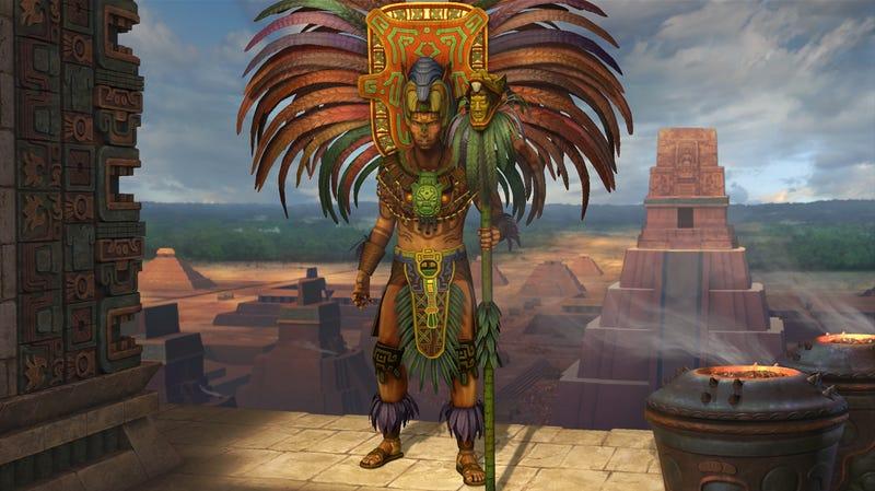 Illustration for article titled New Civilization V Expansion Brings Religion, Espionage Back to Series