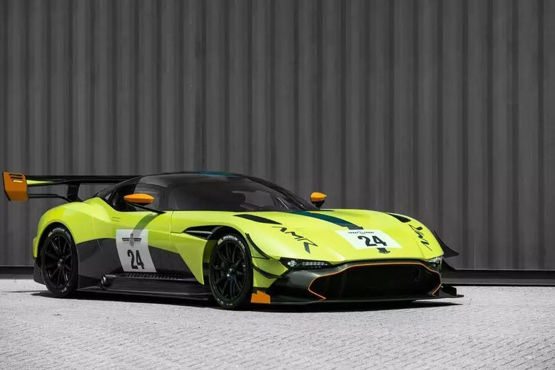 Illustration for article titled Aston Martin AMR Just 1LE'd the Vulcan? You Can Do THAT?!!
