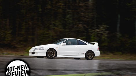 This Acura Integra Type R Is For Sale At And I Dont - Acura integra 97
