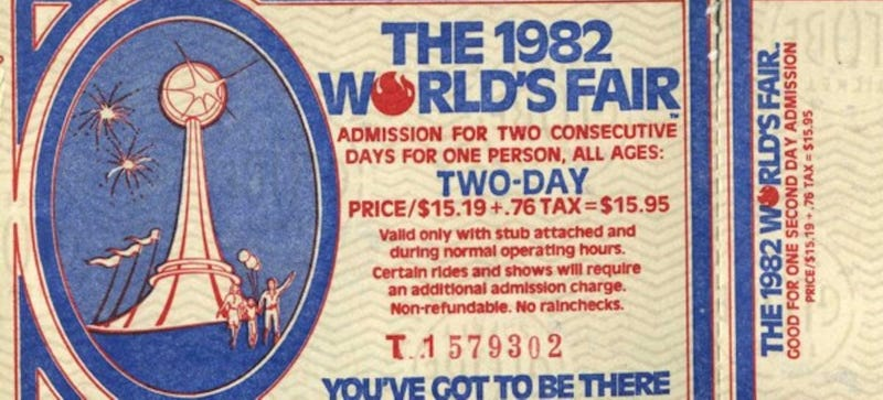 i wouldnt be here without the 1982 worlds fair