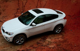 Illustration for article titled 2009 BMW X6, Part One