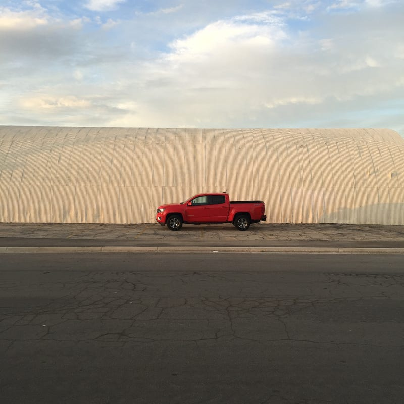 Illustration for article titled I've Got The A 2015 Chevy Colorado For A Week, Whatcha Wanna Know?