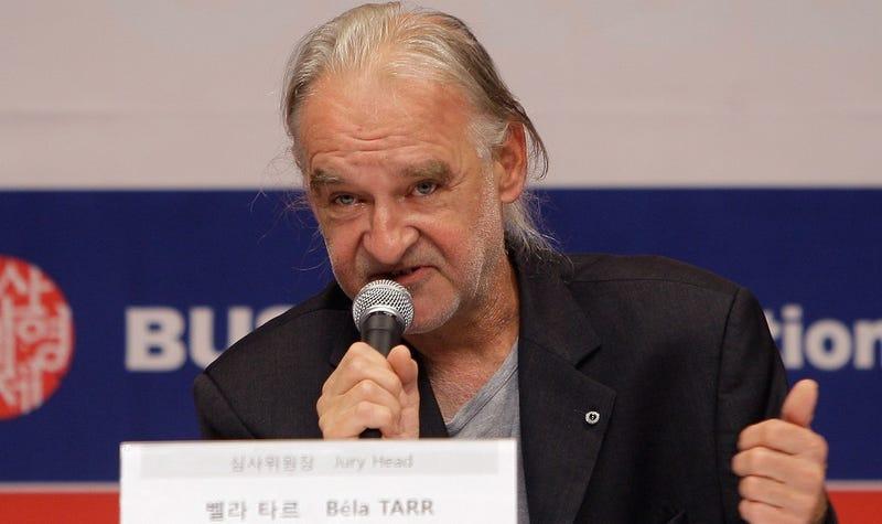 Illustration for article titled Melyik a ma 58 éves Tarr Béla legjobb filmje?