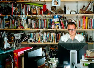 Illustration for article titled Cory Doctorow Is Here To Take Questions About Copyright And Creativity
