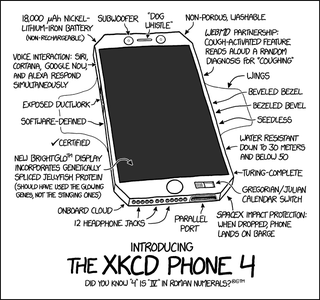 Illustration for article titled The XKCD Phone 4: Plenty of Headphone Jacks to Go Around