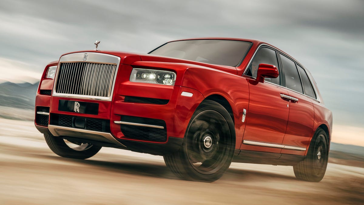 Rolls-Royce Can t Keep Up With Demand For The Cullinan SUV ab411148ae0