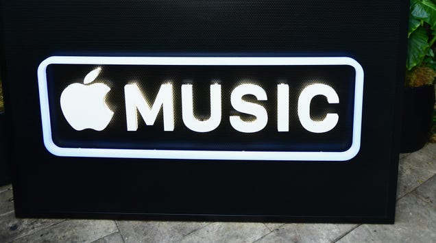 Apple Music Says It Pays Artists an Average of a Penny Per Stream, Which Is Somehow Good