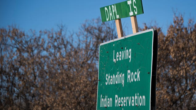 The Standing Rock Sioux Tribe Just Won a Major Court Victory Over the Dakota Access Pipeline