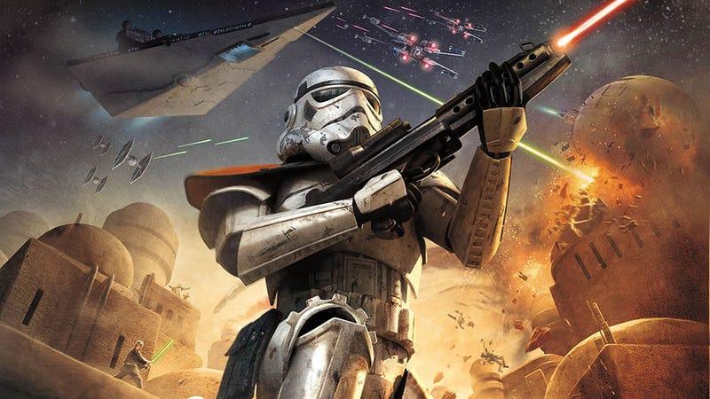 """Illustration for article titled Star Wars: Battlefront III """"Mediocre"""", Snipes Former Lucasarts Developer"""