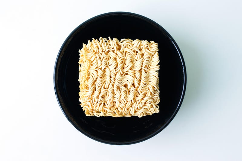 Illustration for article titled Somebody Jacked Almost $100,000 Worth of Ramen Noodles From a Gas Station in Georgia and It Made My Heart Flutter
