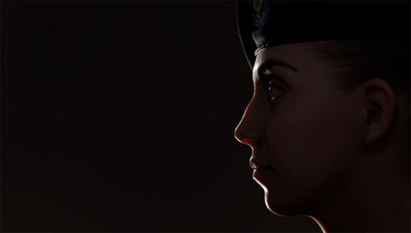 Illustration for article titled Activision's Next-Gen Soldier Graphics Have Crawled Straight Out Of The Uncanny Valley