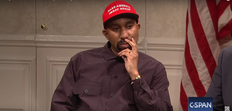 Illustration for article titled I'mma Let Y'all Finish But SNL's Chris Redd Just Did the Best Kanye West Impression of All Time