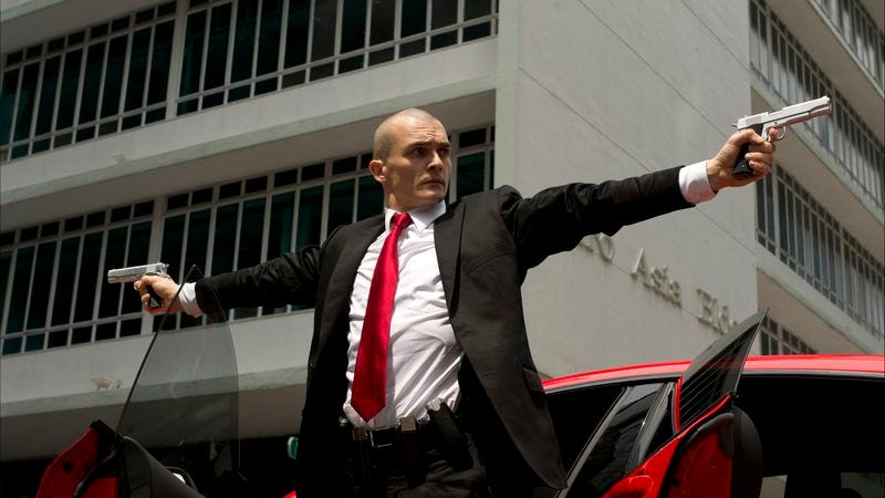 Illustration for article titled Hitman: Agent 47 can't even justify its existence