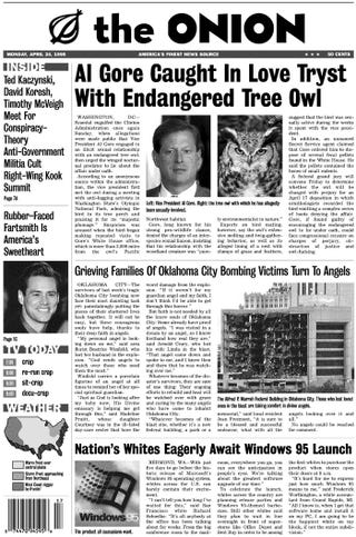 Illustration for article titled April 24, 1995