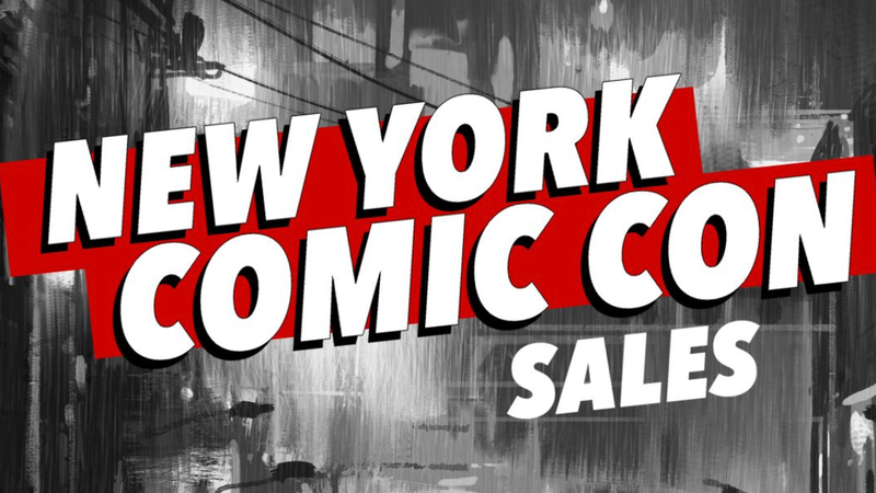 New York Comic Con Sale | Comixology