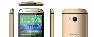 Illustration for article titled Llega el HTC One mini 2, mismo diseño, pero sin doble cámara trasera