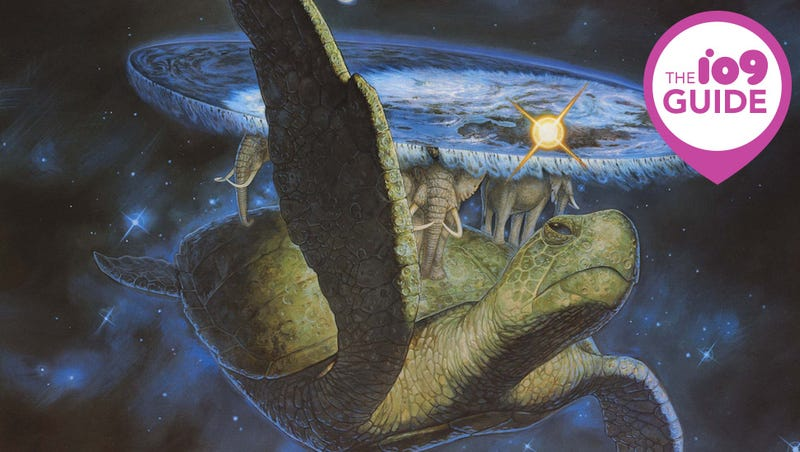Illustration for article titled The io9 Guide to Discworld